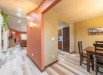 Entry Way into Dining Room - 1300 Gold Creek Montrose, CO 81403 - Atha Team Property for Sale