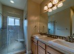 Guest Bathroom Dual Sinks - 641 Badger Ct Montrose, CO 81403 - Atha Team Realty