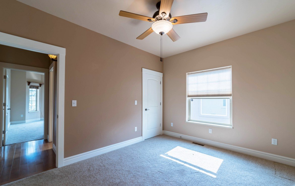 Bedroom with Carpet - 641 Badger Ct Montrose, CO 81403 - Atha Team Realty