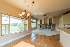 Dining Room with Hardwood Flooring - 641 Badger Ct Montrose, CO 81403 - Atha Team Realty