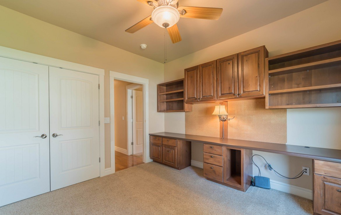 Office with Carpet and Closet - 641 Badger Ct Montrose, CO 81403 - Atha Team Realty