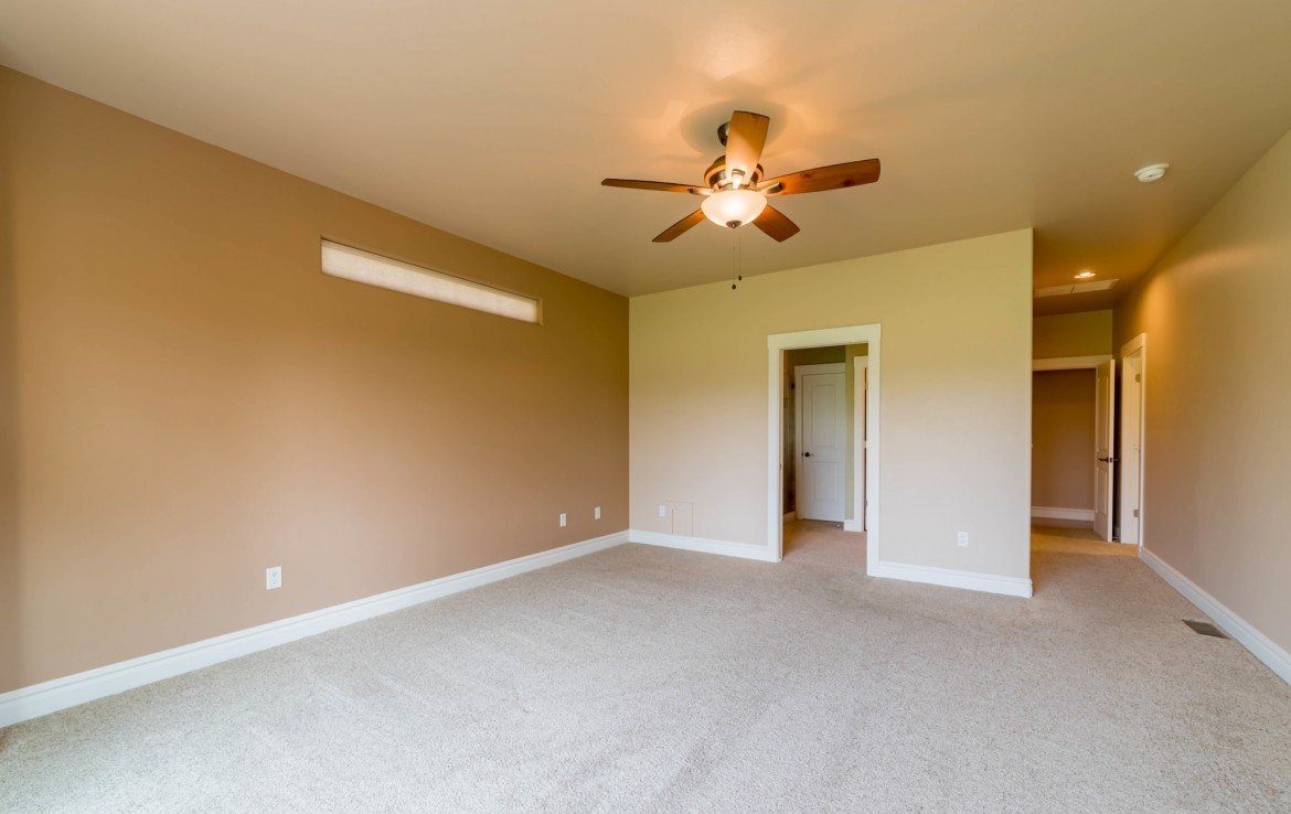 Master Bedroom and Bathroom - 641 Badger Ct Montrose, CO 81403 - Atha Team Realty