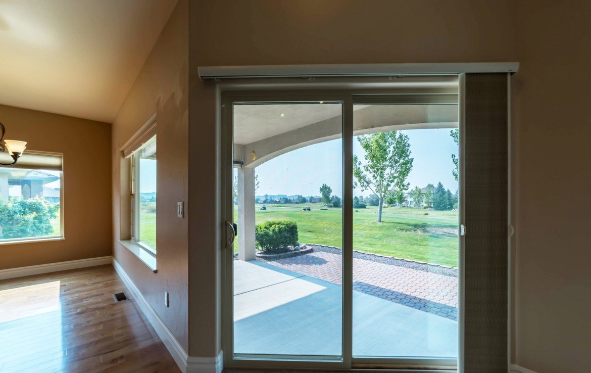 Walk Out Patio - 641 Badger Ct Montrose, CO 81403 - Atha Team Realty