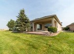 Rear View of Home and Landscaping - 641 Badger Ct Montrose, CO 81403 - Atha Team Realty