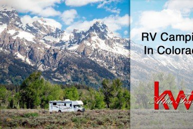 RV Camping in Colorado Mountains - Atha Team Blog - Flickr Photo Credit
