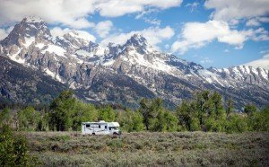 RV Camping in Colorado Mountains - Flickr Photo Credit
