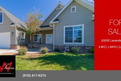 Woodland Ponds 4-Bedroom Home for Sale with River Access- 63092 Lavender Circle Montrose, CO 81403 - Atha Team Real Estate