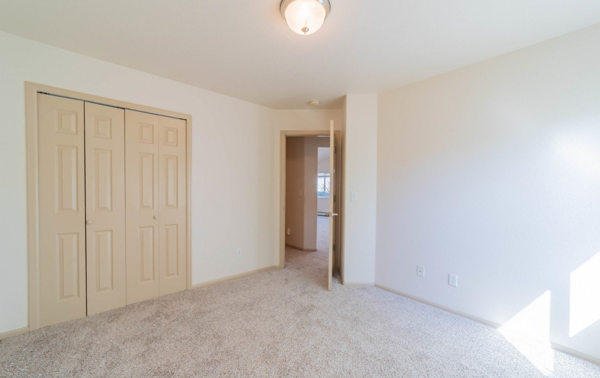 Third Bedroom with Closet - 1314 Bighorn St Montrose, CO 81401 - Atha Team Residential Real Estate
