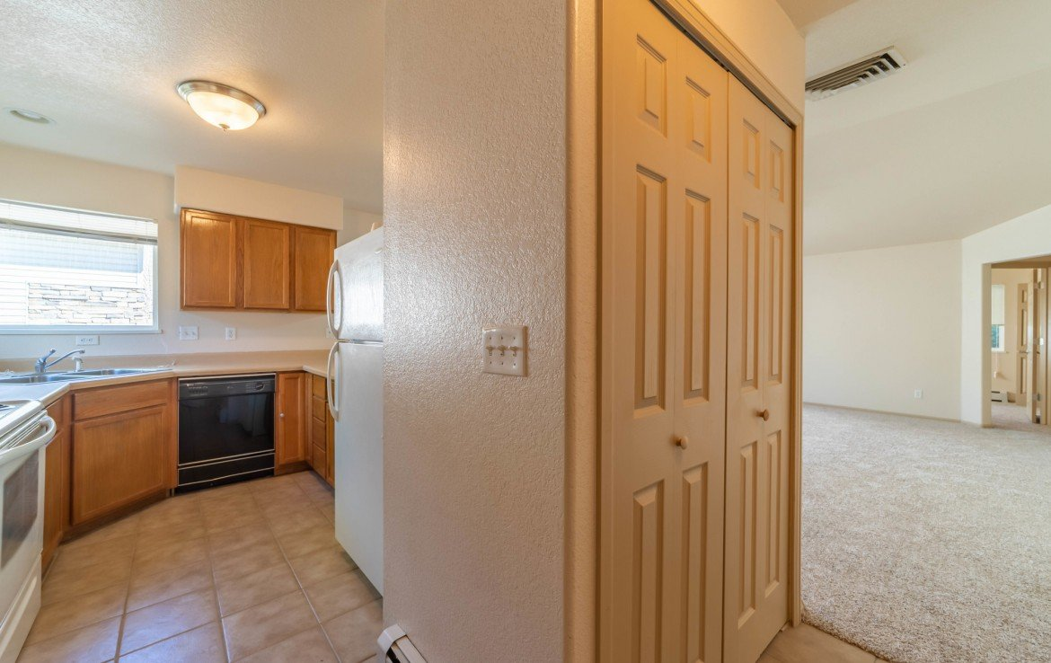 Pantry and Kitchen - 1314 Bighorn St Montrose, CO 81401 - Atha Team Residential Real Estate