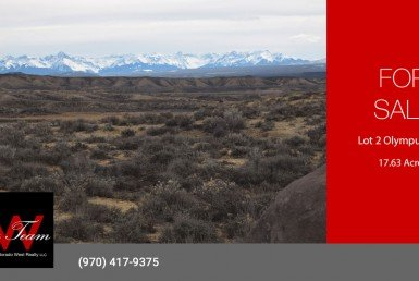 17.63 Acres for Sale with-Mountain Views - Lot 2 Olympus Way Montrose, CO 81401 - Atha Team ResidentialReal Estate