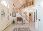 Tiled Entry Way with Cathedral Ceilings - 3865 Grand Mesa Dr Montrose, CO 81403 - Atha Team Realty