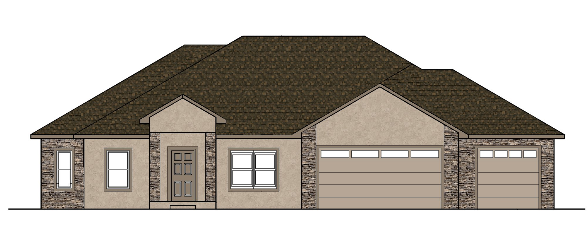 New Construction 4 Bedroom 2 Bath Home - 3029 Sleeping Bear Rd Montrose, CO - Atha Team Residential Real Estate
