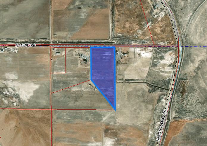 GIS View - TBD Racine Rd Montrose, CO - Atha Team Residential Real Estate