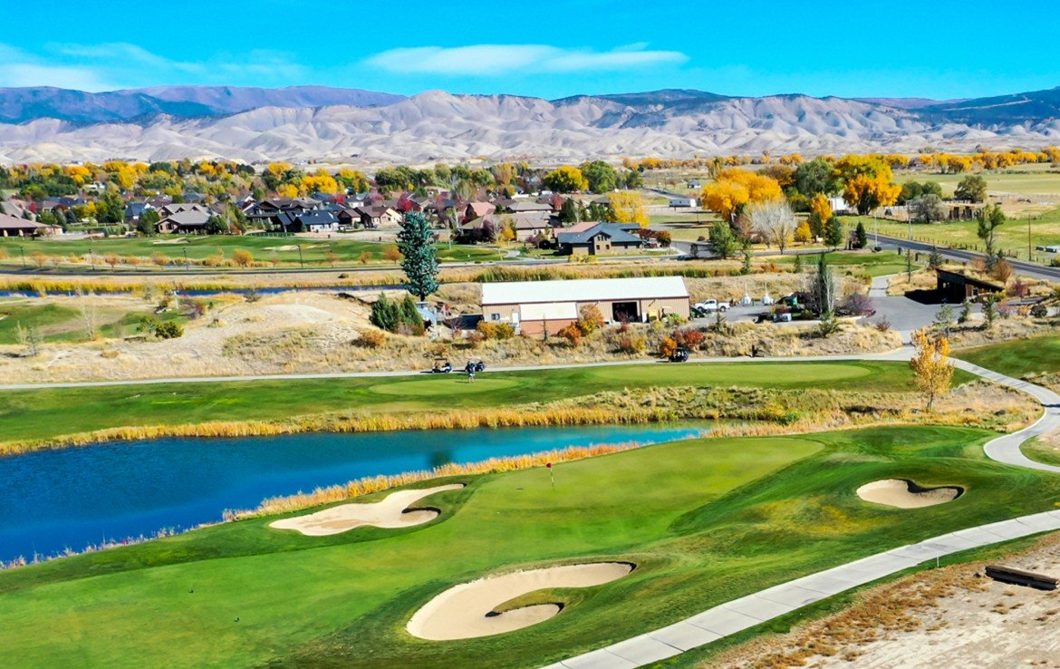 Golf Property Close to Town - 3029 Sleeping Bear Rd Montrose, CO - Atha Team Residential Real Estate
