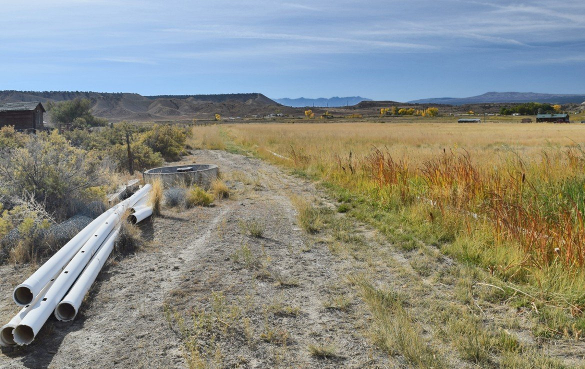 Cleared Acreage - TBD Racine Rd Montrose, CO - Atha Team Residential Real Estate