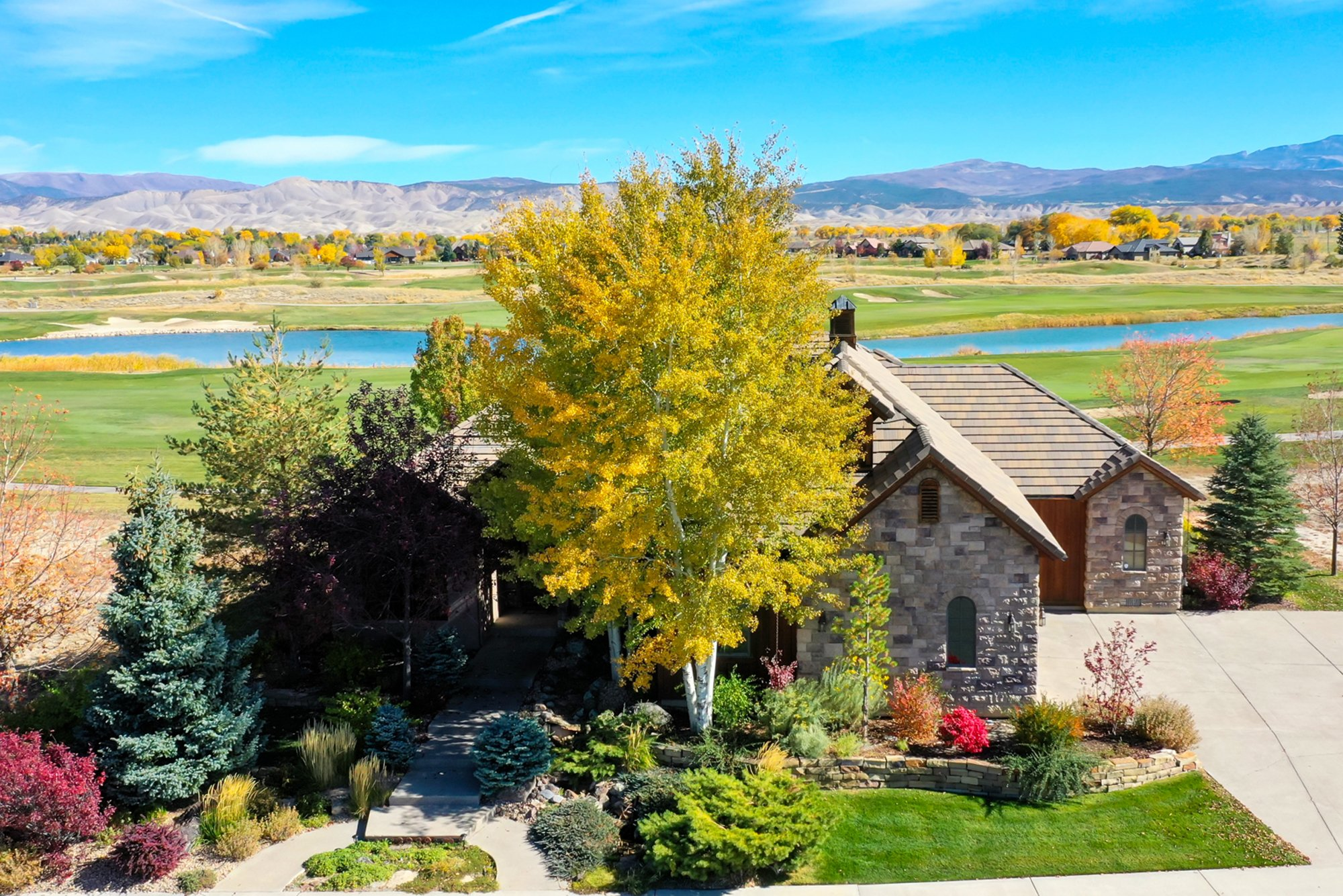 Bridges Golf Property with Fairway and Pond Views - 2839 Sleeping Bear Rd Montrose, CO 81401 - Atha Team Luxury Real Estate