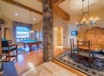 Entry Way to Game Room - 2839 Sleeping Bear Rd Montrose, CO 81401 - Atha Team Luxury Real Estate