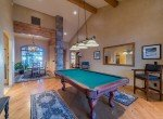 Pool Table Family Room - 2839 Sleeping Bear Rd Montrose, CO 81401 - Atha Team Luxury Real Estate