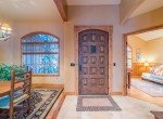 Tiled Entry Way - 2839 Sleeping Bear Rd Montrose, CO 81401 - Atha Team Luxury Real Estate
