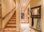 Hallway with Upstairs Access - 2839 Sleeping Bear Rd Montrose, CO 81401 - Atha Team Luxury Real Estate