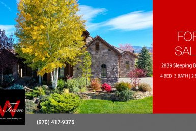 Bridges Golf Property for Sale - 2839 Sleeping Bear Rd Montrose, CO 81401 - Atha Team Luxury Real Estate