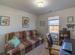 Third Bedroom/Office - 1732 Pioneer Circle Delta, CO 81416 - Atha Team Real Estate