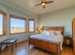 Master Bedroom with Walk Out Patio - 491 Collins Way Montrose, CO 81403 - Atha Team Listing