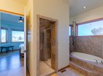 Master Bathroom with Jetted Tub - 491 Collins Way Montrose, CO 81403 - Atha Team Listing