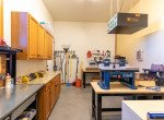 Extra Large Garage with Workspace -  491 Collins Way Montrose, CO 81403 - Atha Team Listing