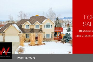 Fox Park Home for Sale on Large Lot - 3106 Silver Fox Dr Montrose, CO 81403 - Atha Team Home Realtor