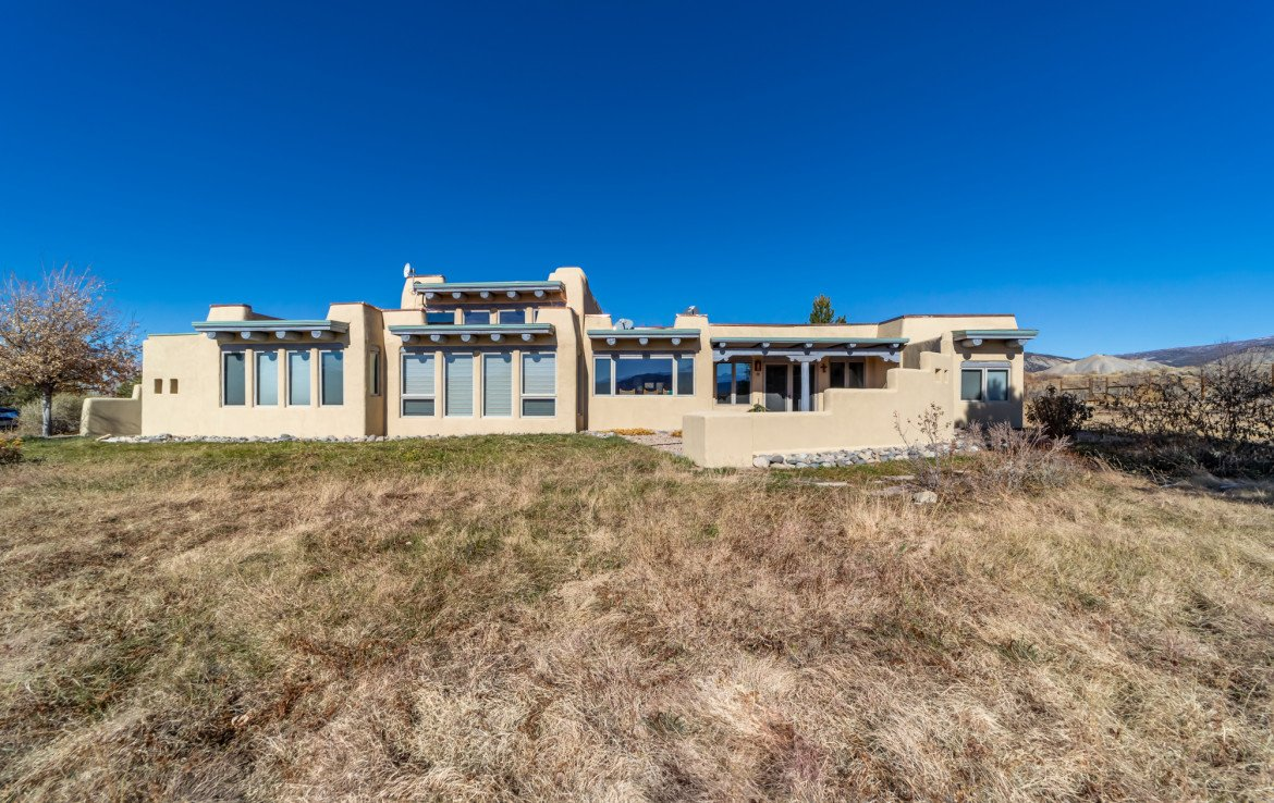 Country Home with Mountain Views - 23740 7010 Rd Montrose, CO 81403 - Atha Team Realty