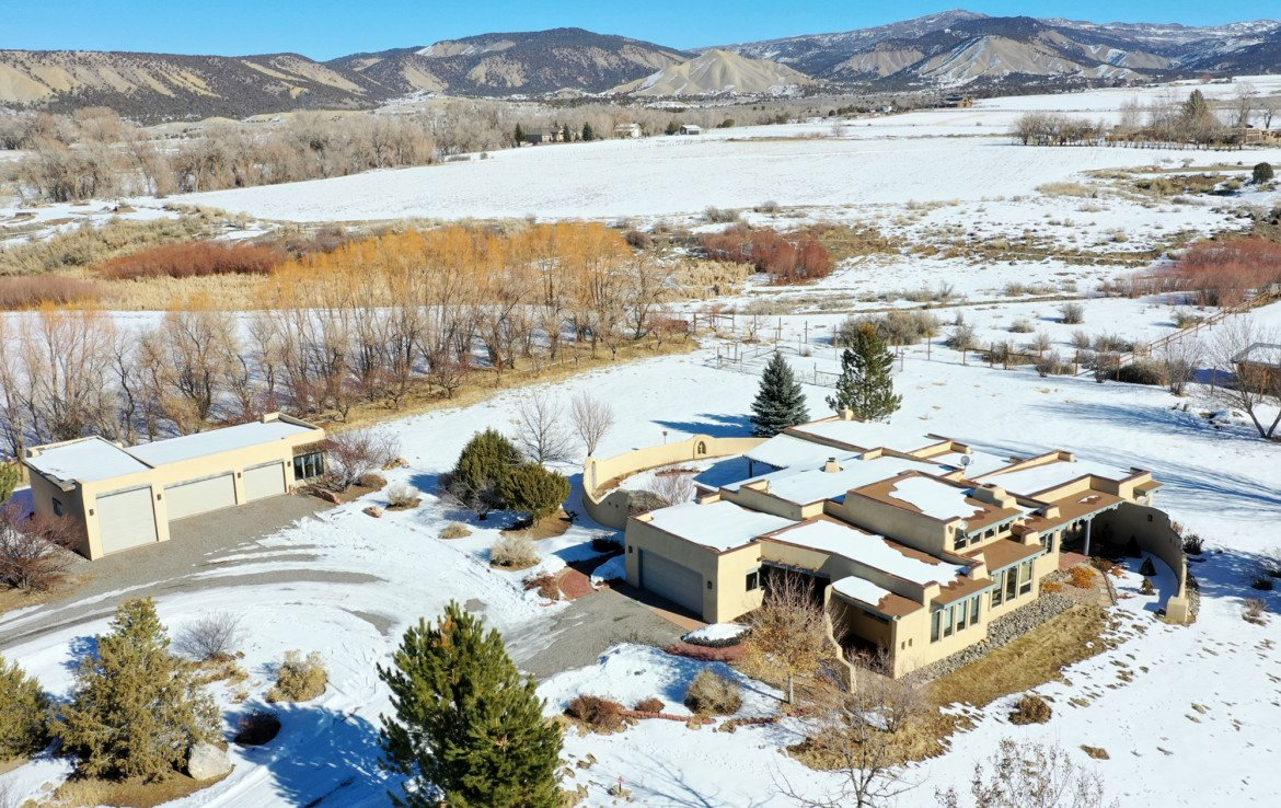 Home and 4+ Acres for Sale - 23740 7010 Rd Montrose, CO 81403 - Atha Team Realty