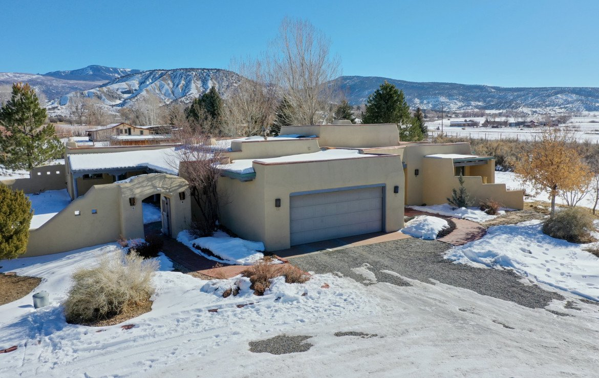 Attached 2 Car Garage - 23740 7010 Rd Montrose, CO 81403 - Atha Team Realty