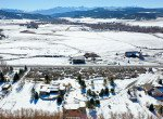 Aerial View of South Facing Mountains - 23740 7010 Rd Montrose, CO 81403 - Atha Team Realty