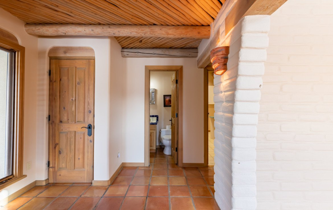 Entry Way with Bathroom - 23740 7010 Rd Montrose, CO 81403 - Atha Team Realty