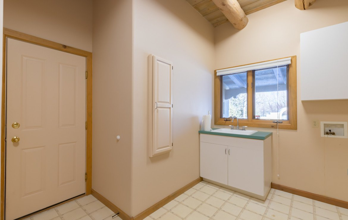 Laundry Room - 23740 7010 Rd Montrose, CO 81403 - Atha Team Realty