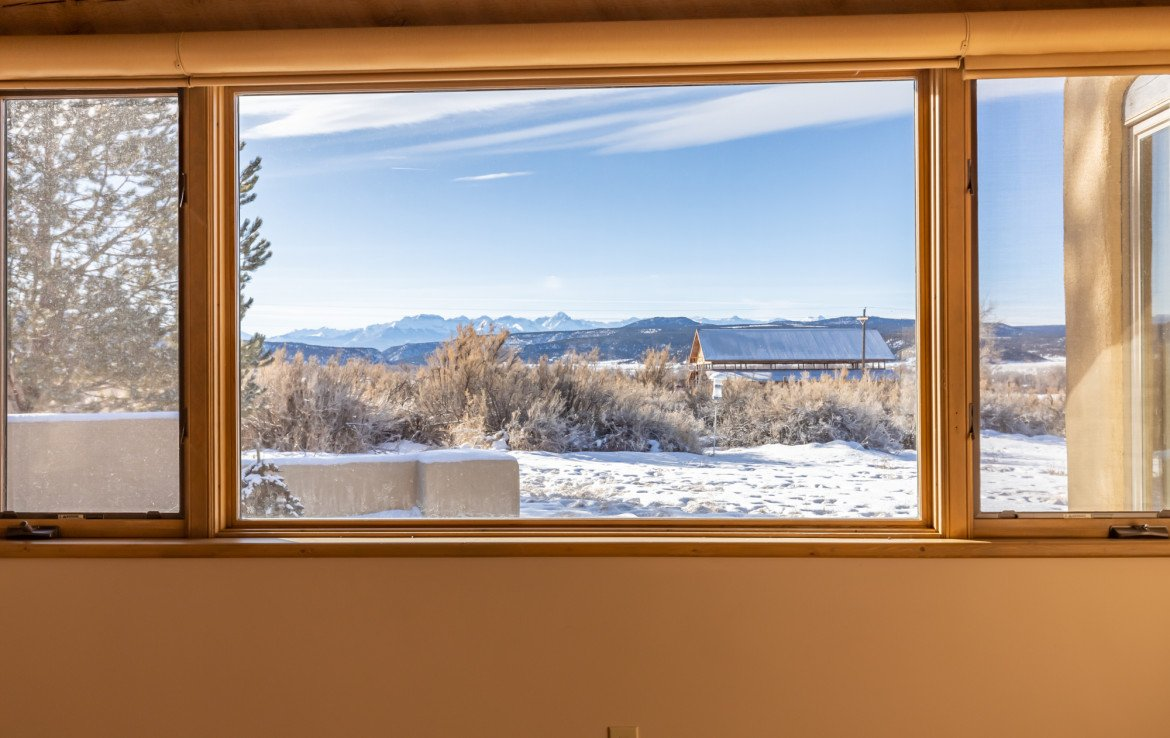 Dining Room Views - 23740 7010 Rd Montrose, CO 81403 - Atha Team Realty