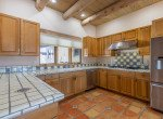 Kitchen with Tiled Countertops - 23740 7010 Rd Montrose, CO 81403 - Atha Team Realty