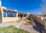 Courtyard and Covered Patio - 23740 7010 Rd Montrose, CO 81403 - Atha Team Realty