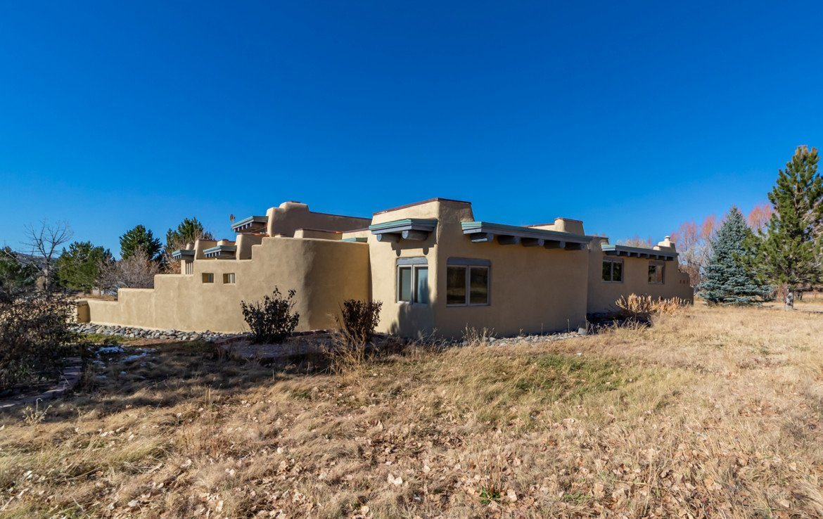 Adobe Home with Landscaping - 23740 7010 Rd Montrose, CO 81403 - Atha Team Realty