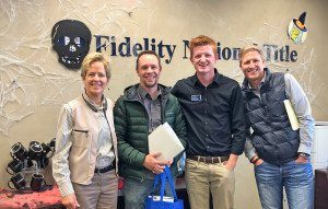 Matt Bought a Home with the Atha Team with the Help of Fidelity National Title