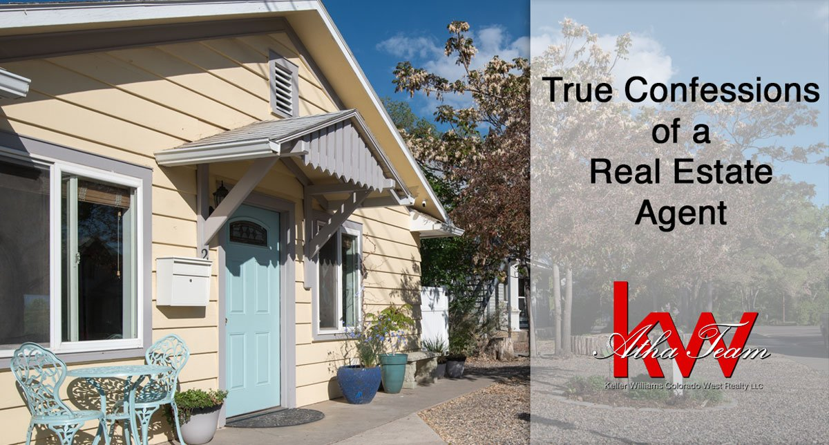 True Confessions of a Real Estate Agent – Atha Team Blog