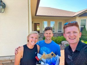Troy and Lindsey - Atha Team Clients with Evan Mudgett, Buyer's Agent