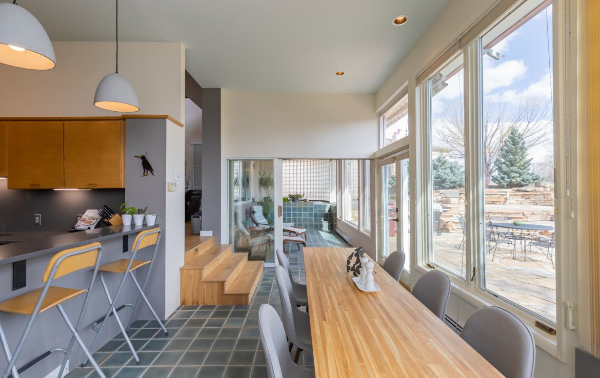 Dining and Sun Room - 1690 Solar Ct Montrose, CO 81401 - Atha Team Residential Real Estate