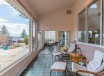 Sun Room with Back Yard View - 1690 Solar Ct Montrose, CO 81401 - Atha Team Residential Real Estate