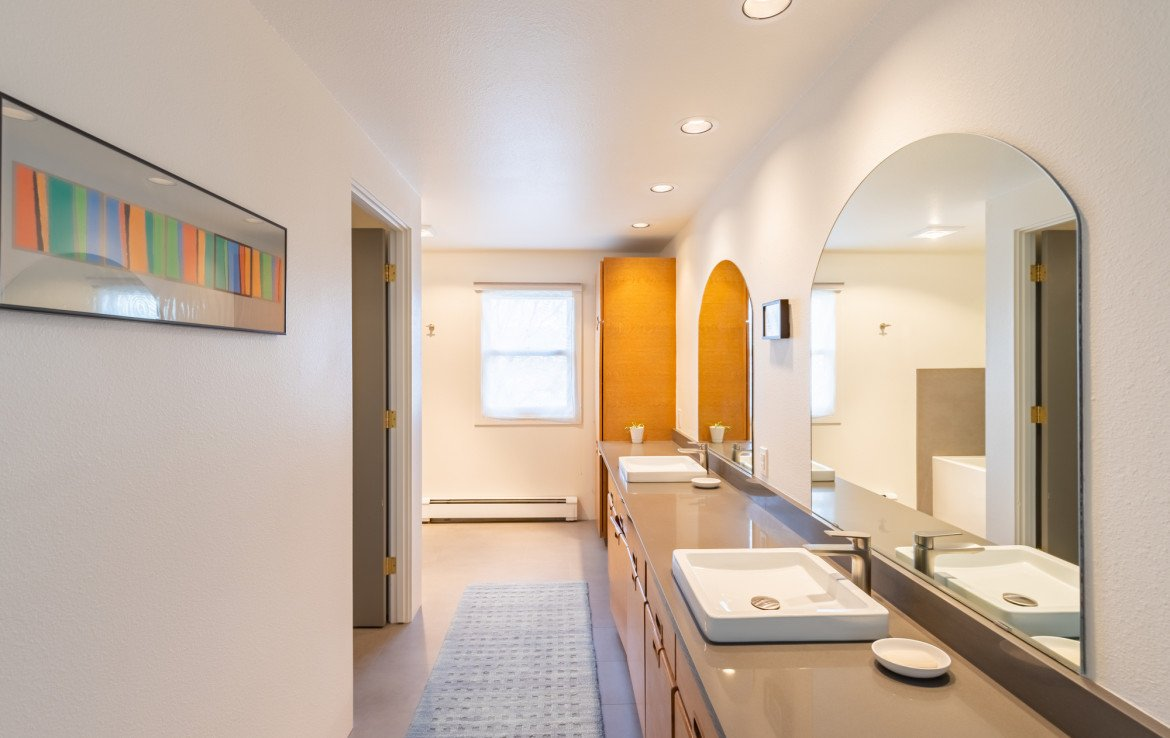 Large Master Bathroom - 1690 Solar Ct Montrose, CO 81401 - Atha Team Residential Real Estate