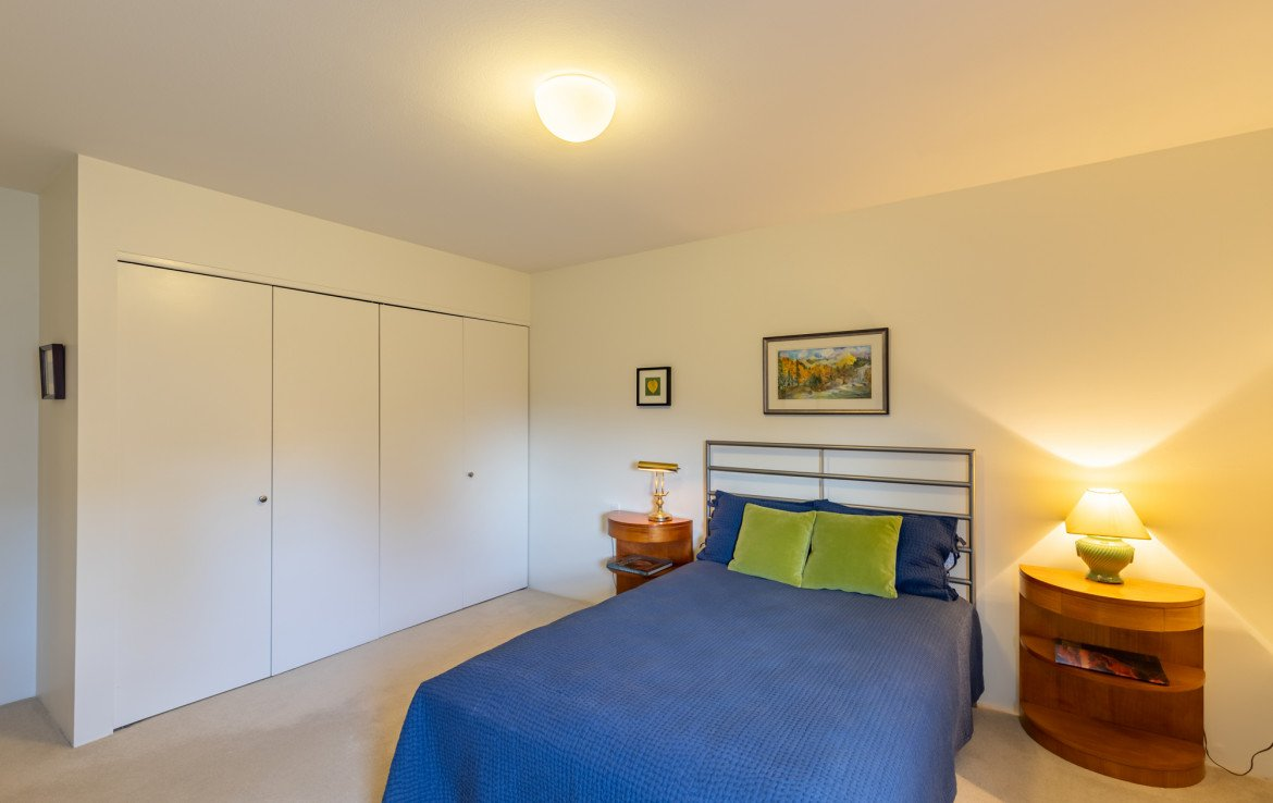 Guest Bedroom with Large Closet - 1690 Solar Ct Montrose, CO 81401 - Atha Team Residential Real Estate