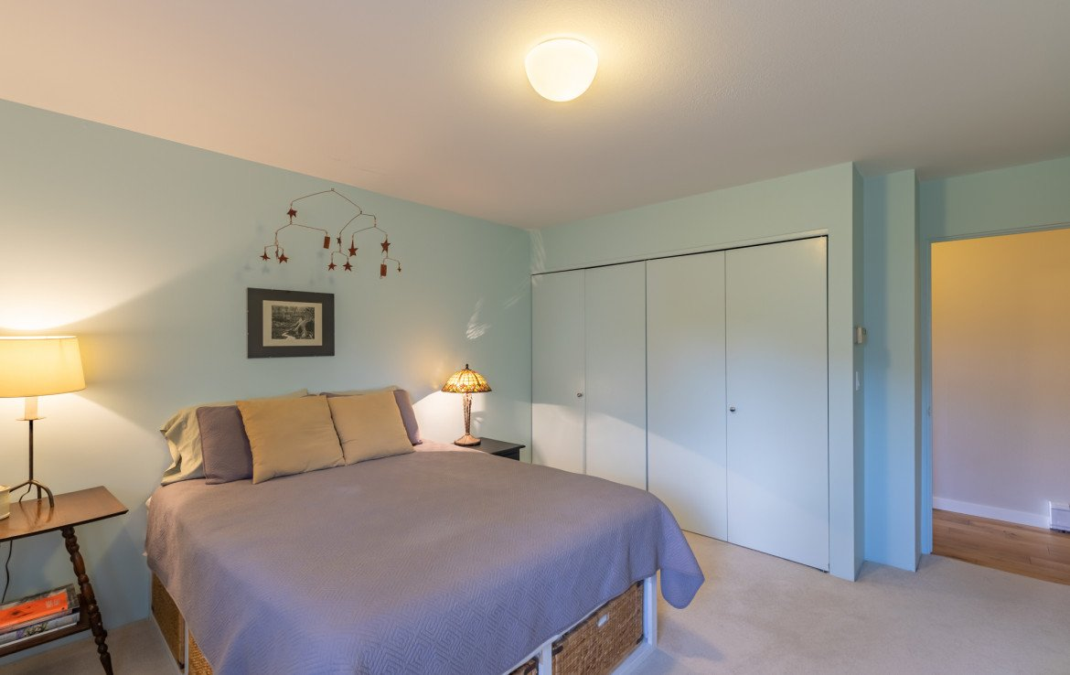 Spacious Bedroom with Large Closet - 1690 Solar Ct Montrose, CO 81401 - Atha Team Residential Real Estate