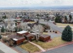 Aerial View of Home for Sale - 1690 Solar Ct Montrose, CO 81401 - Atha Team Residential Real Estate