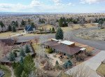 Rear View of Home with Flagstone Patio - 1690 Solar Ct Montrose, CO 81401 - Atha Team Residential Real Estate